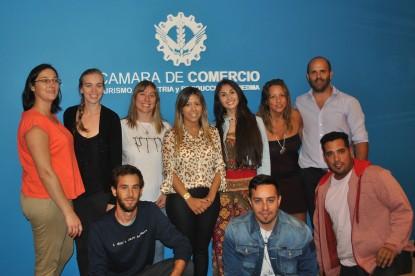 viedma, camara de comercio, jovenes emprendedores