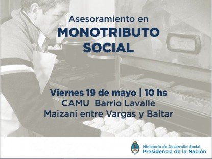 social, monotributo