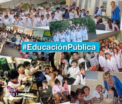 García larraburu senado, educacion publica
