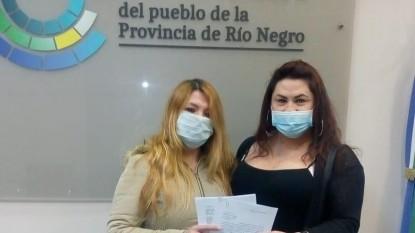 Fernanda Curaqueo, Florencia Arraigada, ley integral trans