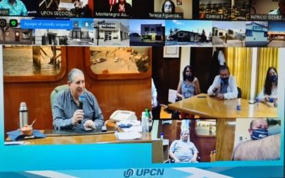 upcn, congreso nacional