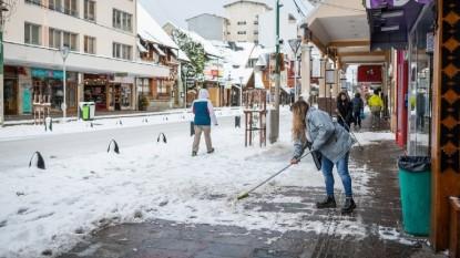 bariloche, nevada, nieve