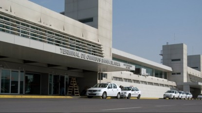 terminal de omnibus, BAHIA BLANCA