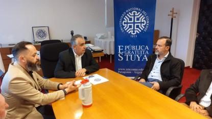 gustavo sylvestre, Gustavo Crisafulli, Gustavo Ferreyra
