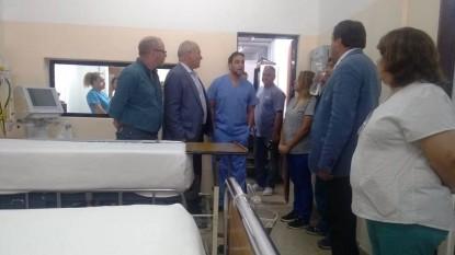 hospital, choele choel