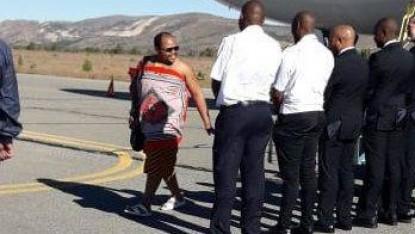 rey, Suazilandia