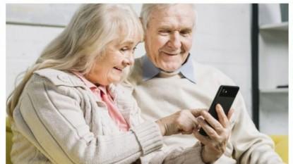 abuelos, jubilados