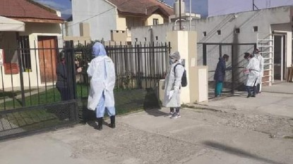 barrio santa clara, plan detectar, Coronavirus