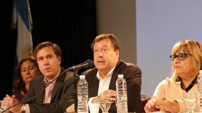 Weretilneck, conferencia