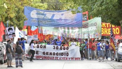 24 de marzo, marcha, desaparecidos