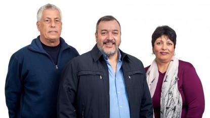 rodolfo aguiar, Sonia Kopprio, Manuel  Hermida