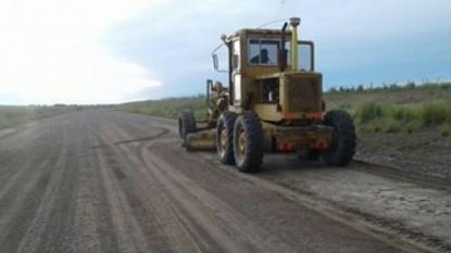 caminos rurales, maquinaria vial