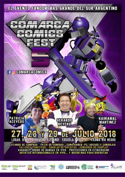 COMARCA COMICS FEST