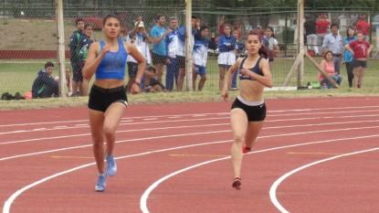 atletismo, juegos de la araucania