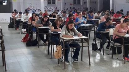 MUNICIPALES, pase a plata permanente, LUIS BELTRAN, examenes