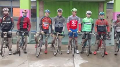 selección ciclistas