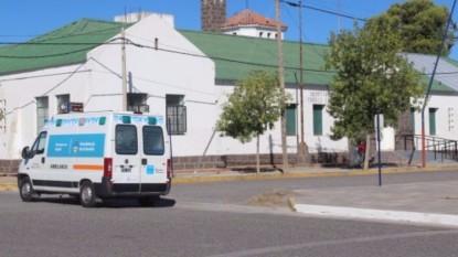 ambulancia choele choel