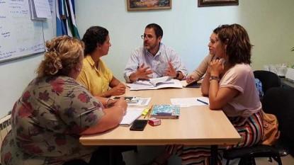 hospital, el bolson, Myrna Lamberto, Jorge Tagle