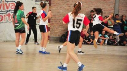 handball, femenino