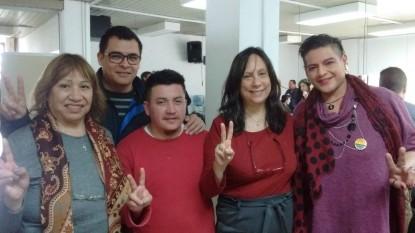 universidad del comahue, nora diaz, colectivo trans