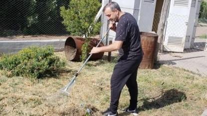 rodolfo aguiar, tareas comunitarias
