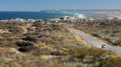 camino de la costa