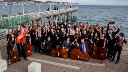 orquesta juvenil
