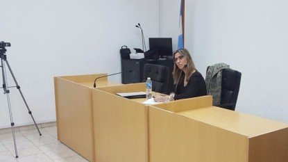 Jueza María Florencia Caruso
