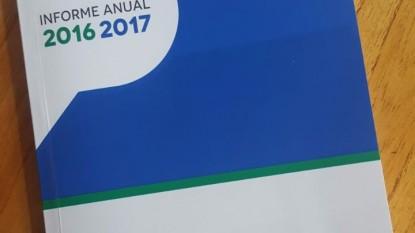 Defensora del Pueblo, anual, informe
