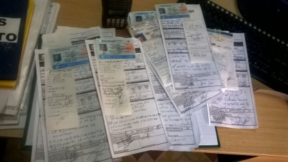 multas, infracciones, san antonio