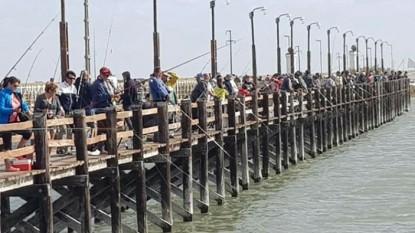 San Blas, pesca