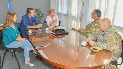 general roca, MARIA EMILIA SORIA, Martin Soria, EJERCITO