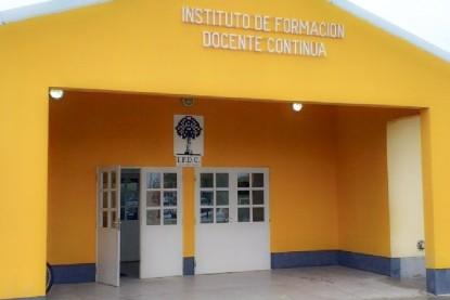 LUIS BELTRAN, instituto de formacion docente