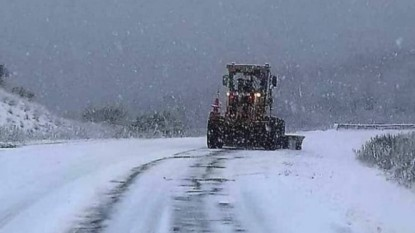 rutas, nevadas