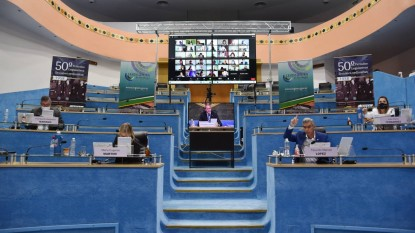 legislatura, sesion bimodal