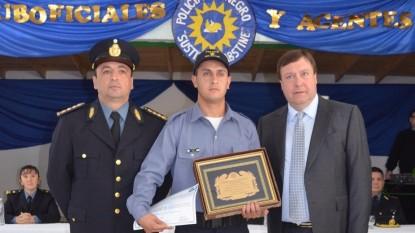 weretilneck egreso policia