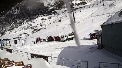 bariloche preparativos nieve