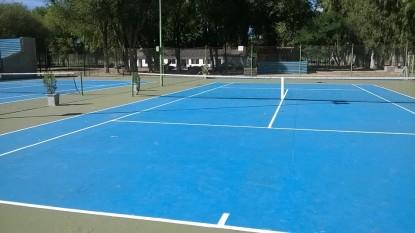 tenis, cancha