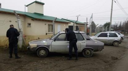 bariloche, vehiculos, SECUESTROS, policia