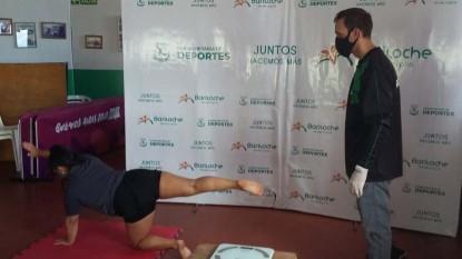 area de salud deportiva