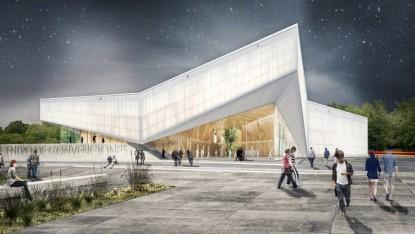 bariloche, proyecto, centro de convenciones