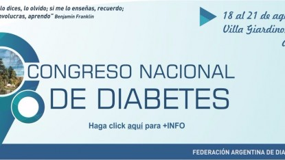congreso nacional diabetes
