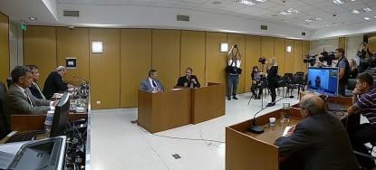 juicio, Claudio Kielmasz