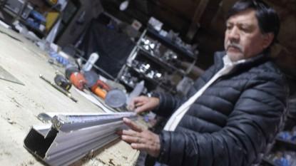 fabrica de aluminio