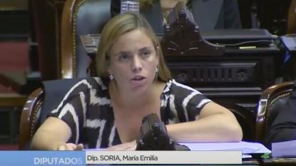 MARIA EMILIA SORIA