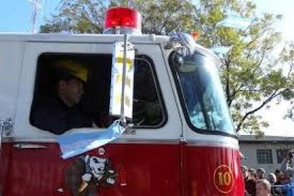 sirenas de bomberos, ingeniero jacobacci