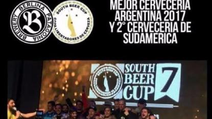 cerveza artesanal premiada
