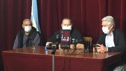 SANDRO PINO, SERGIO BERNI, JOSE LUIS ZARA