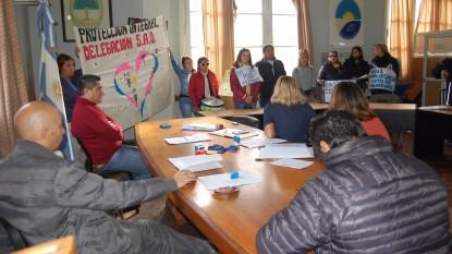 san antonio, Concejo Deliberante, ministerio de desarrollo social, TRABAJADORES