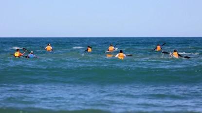 playas doradas, remar